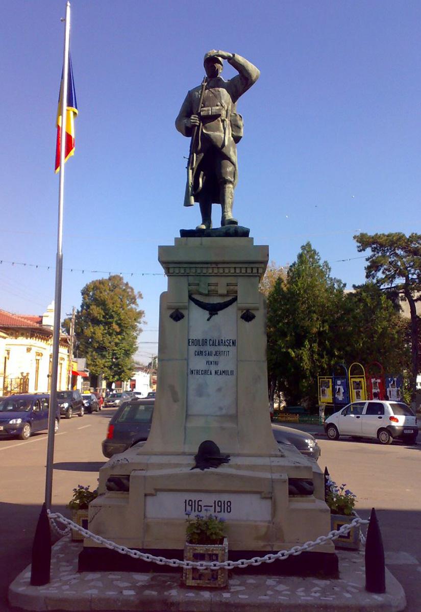 5_Monumentul Eroilor Calarasi